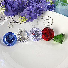 Table Centerpieces Crystal Diamond  Table Deocrations