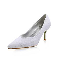 Damenschuhe Spitzschuh stelitto Ferse-Spitze-Pumpen Hochzeit Schuhe weitere Farben erhältlich