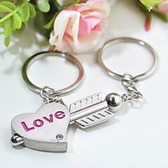 Chaveiro personalizado - o amor (conjunto de 6 pares)