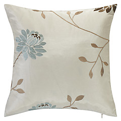 Land Beige Broderi Polyester Dekorative Pillow Cover