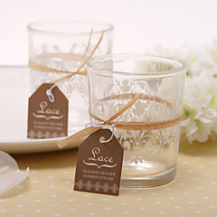 Klassinen teema Candle suosii Kukin / Set Candle Holders Non-personalised