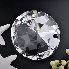 מתנת שושבינה מתנות אישי מזכרת גביש בצורת יהלום