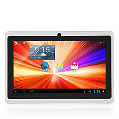A33 7 pulgadas Tableta androide (Android 4.4 1024*600 Quad Core 512MB RAM 8GB ROM)