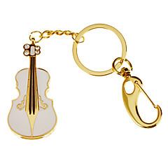 4ギガバイトかわいいバイオリンのUSBメモリフラッシュドライブ