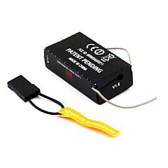 AR6100E RC Receiver 2.4GHz 6ch JR DX6i DX7 DX8