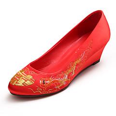 Women's Wedding Shoes Heels Heels Wedding Red