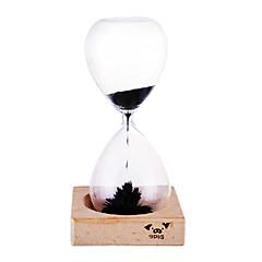 """7.3 """"H Creative Glass Sand Timer"""