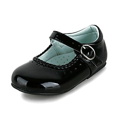 Meisjes Bruiloft Schoenen Comfort/Mary Hane Platte schoenen Huwelijk/Formeel/Casual/Feesten & Uitgaan Zwart/Blauw/Geel/Roze/Rood/Wit