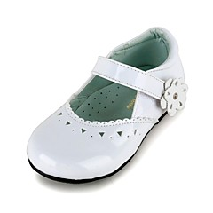 Girl's Flats Spring / Summer / Fall / Winter Comfort / Mary Jane Leatherette Wedding / Party & Evening / Dress / Casual Flat HeelMagic