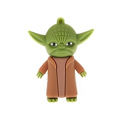 ZP YODA Character USB Flash Drive 8GB