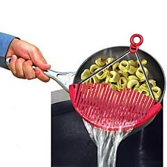 1PC Home Küchenwerkzeug Abtropfsieb&Filtersieb Plastik Home Küchenwerkzeug