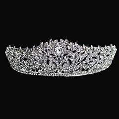 Dame / Blomsterpige Legering Headpiece-Bryllup Diademer