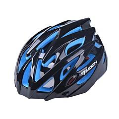 MOON Dámské Pánské Unisex Jezdit na kole Helma 25 Větrací otvory CyklistikaCyklistika Horská cyklistika Silniční cyklistika Rekreační