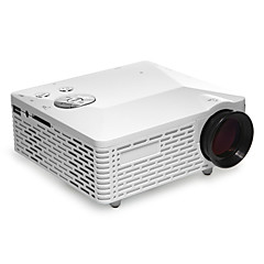 Factory-OEM BL-18 LCD Mini Projector HVGA (480x320) 2000lm LED