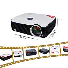 יצרן אבזור מקורי PH5 LCD מקרן קולנוע ביתי SVGA (800x600) 2500lm LED