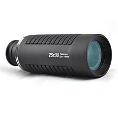 Visionking 25X30 mm Monoculaire Antibuée Haut voltage BAK4 110ft/1000yds