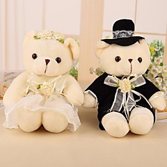 Lovers Wedding Stuffed Bear