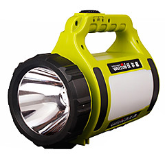 Warsun H003c Rechargeable 3-Mode 1xCree 15W LED Flashlight (350LM,1x26650,Yellow)