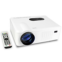 Cheerlux® CL720 LCD Home Theater Projector WXGA (1280x800) 3000lm LED