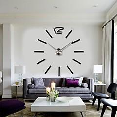 2015 nye hjem decor stor digital væg ur moderne design store dekorative væg ure Watch Wall timer unikke gave