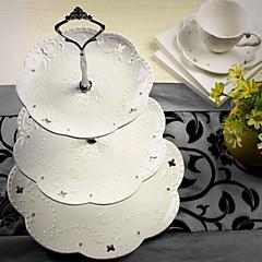 Tortenfiguren & Dekoration Herzen Keramik Hochzeit Brautparty Klassisch Geschenkbox