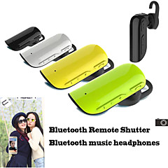 Sports Stereo Bluetooth  Headphones with Mic Bluetooth Remote Shutter for iPhone 6/iPhone 6 Plus Phones(Assorted Color)