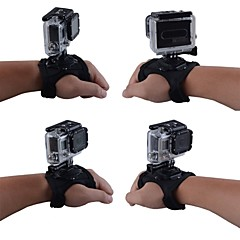 Accessories For GoPro,Straps Hand  Straps Mount/Holder 360° Rotation, For-Action Camera,Gopro Hero 2 Gopro Hero 3 Gopro Hero 3+ Gopro