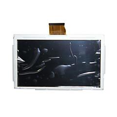 stanovit náhradní oprava část LCD podsvícení obrazovky pro Nintendo Wii U gamepad