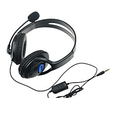 DF-0053 - 잡다한 것 - 브래스/플라스틱 헤드폰 - PS4/소니 PS4