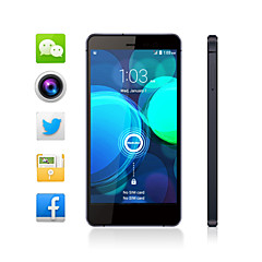 "Blackview Omega 5.0 "" Android 4.4 3G-Smartphone (Dual SIM Octa Core 18MP 2GB + 16 GB Schwarz)"
