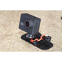 CAM04 Action Camera / Sports Camera / Video Camera 12MP 2592 x 1944 防水 / G-Sensor / 抗衝撃 4X 2 CMOS 32 GB H.264 50 M ユニバーサル