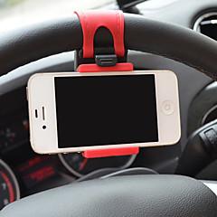 support de téléphone portable universel de volant de voiture pour iPhone et autres