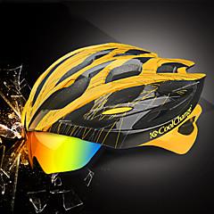 Capacete ( Como na Imagem , PC/EPS ) - Montanha/Estrada/Esportes - Unisexo 25 AberturasCiclismo/Ciclismo de Montanha/Ciclismo de
