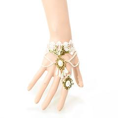 לנשים - צמידים - שרשרת ( סגסוגת )