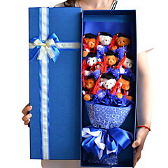 Dr. Bear Doll Gift Cartoon Bouquet Graduation Present