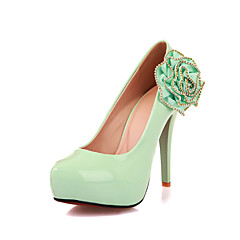 Women's Shoes Stiletto Heel Round  Toe Pumps Wedding Shoes More Colors available