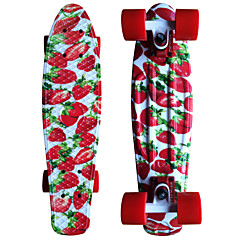 22 tuumaa Standardi Skateboards PP (polypropeeni) Abec-9