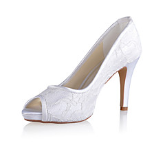 Women's Wedding Shoes Heels/Peep Toe/Platform Sandals Wedding/Office & Career/Party & Evening/Dress