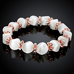 Star accessories elastic movable Opal Bracelet