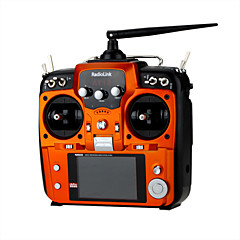 Radiolink AT10 2.4G 10CH RC Hobby Transmitter With R10D Receiver