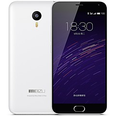"MEIZU M2 Note 5.5 "" Android 5.0 Smartphone 4G (Due SIM Octa Core 13 MP 2GB + 16 GB Grigio)"