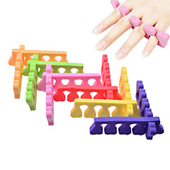10 шт гвоздь палец указывает пальцами хлопка и более случайный цвет доставки