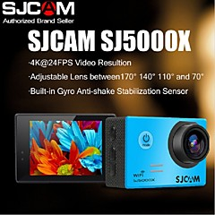 SJCAM SJ5000X Mount/Holder / Protective Case / Straps / Cable/HDMI Cable / Adhesive Mounts / Microphone / Sports Action Camera 12MP3648 x