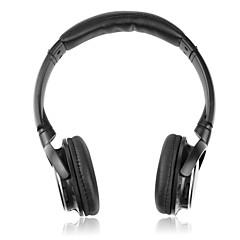 drahtloser Bluetooth Stereokopfhörer-Kopfhörer mit Bildschirm-Anzeige für iphone Samsung-Unterstützungs-TF mp3 fm
