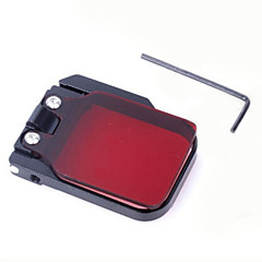 Gopro Accessories Smooth Frame / Protective Case / Screw / Dive Filter / Mount/Holder Convenient, For-Action Camera,Gopro Hero1 / Gopro
