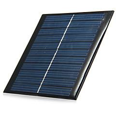 1W 5.5V Ausgangs polykristallinem Silizium Solarpanel für DIY