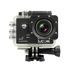 SJCAM SJ5000 WiFi Action Camera / Sports Camera 14MP 4000 x 3000 WIFI / 防水 4X ±2EV 2 CMOS 32 GB H.264 シングルショット / タイムラプス / バーストモード 30 M