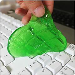 universele Cyber Clean toetsenbord stof reiniging modder hoek schoonmaken tool willekeurige kleur