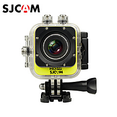 SJCAM M10 WIFI Sports Action Camera 12MP / 8MP / 3MP 4000 x 3000 / 1920 x 1080 WiFi / Waterproof 4x 1.5 CMOS 32 GB H.264Single Shot /