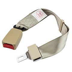 dearroad siège de voiture ceinture de sécurité prolongateur d'extension 90-135cm / 36-54inch boucle de ceinture de sécurité plus
